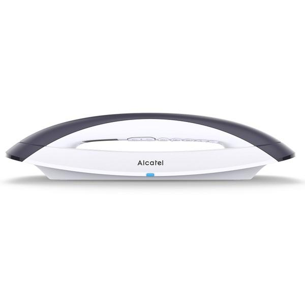 Радиотелефон DECT Alcatel Smile Grey