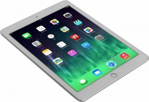 Apple  iPad Wi-Fi + Cellular 128GB - Silver (MP272RU/A)