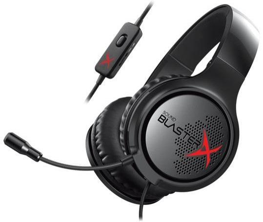 Гарнитура Creative Sound BlasterX H3