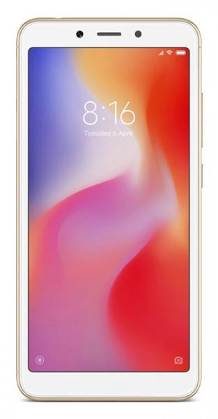 Xiaomi Redmi 6 4/64GB Gold 19629 (M1804C3DG)