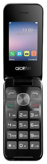 Alcatel 2051D White/White