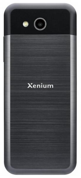 Philips Xenium E580 Black