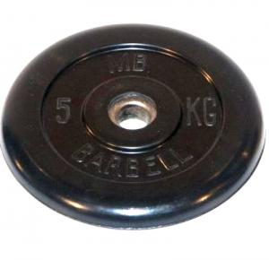 MB Barbell 5 кг 26 мм