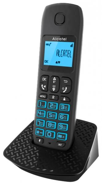 Радиотелефон DECT Alcatel E192 Black